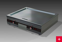 UBERT introduces new Induction Griddle Plate IGB800