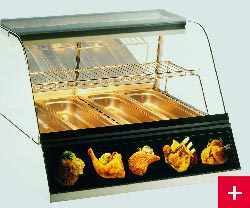 Topline Hot Cabinets
