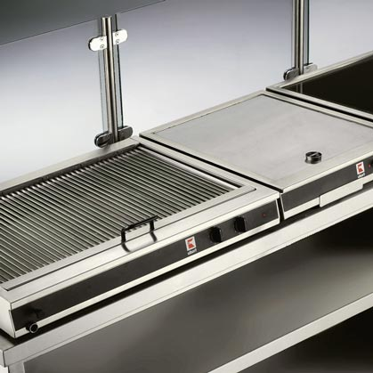 Frontcooking-Equipment Ubert