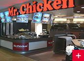Referenz Mr. Chicken, Remscheid